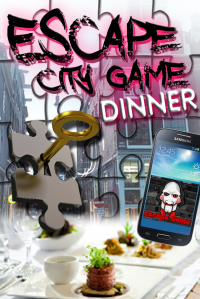 Escape City Tablet Dinner Game in Alkmaar