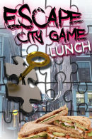 Escape City Tablet Lunch Game in Alkmaar