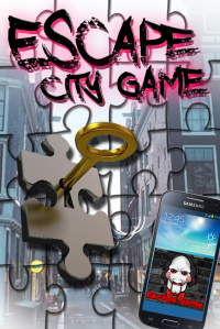 Escape City Tablet Game in Alkmaar