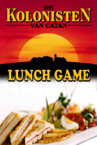 Kolonisten van Catan Tablet Lunch Game in Alkmaar