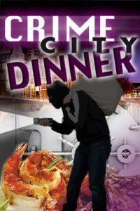 Crime City Tablet Dinner Game in Alkmaar