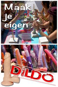 Workshop Dildo's Maken in Alkmaar
