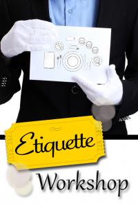 Workshop Etiquette in Alkmaar