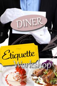 Etiquette diner met butler in Alkmaar
