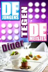 De Jongens tegen de Meisjes Diner in Alkmaar