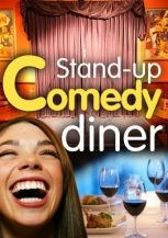 Stand-Up Comedy Diner in Alkmaar
