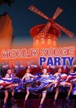 Moulin Rouge Party in Alkmaar
