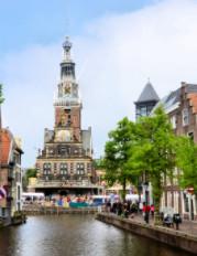 Vergaderen in hartje Alkmaar