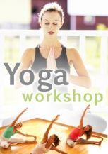 Yoga Workshop in Alkmaar