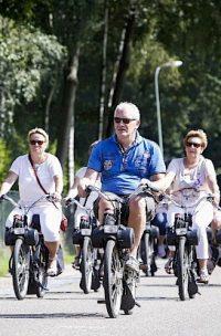 Solex Tour bij Alkmaar