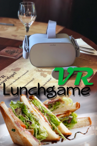 VR Lunchspel in Alkmaar