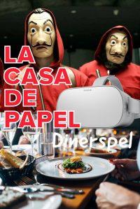 La Casa de Papel VR Dinerspel in Alkmaar