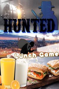 Hunted Tablet Lunch Game in Alkmaar