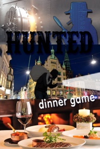 Hunted Tablet Dinner Game in Alkmaar